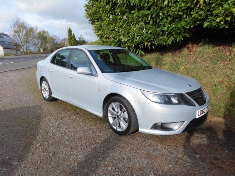 Saab 9-3 1.9TiD ( 150ps ) 2010MY Turbo Edition GREY 2010