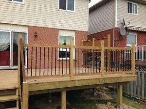Decks starting at $5/square foot. Limited time only! Kitchener / Waterloo Kitchener Area image 5