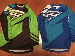 Youth FLY motocross jersey Size Latge