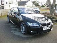 2012/62 BMW 320d 184bhp M Sport Coupe~HIGH SPEC~FDSH.