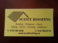 construction/roofing labourer