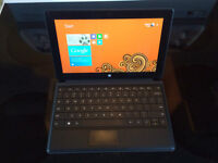 Microsoft Surface 32gb RT with Keyboard and Screen Protector