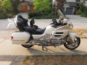 2010 Honda Goldwing with Airbag
