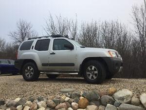 2011 Nissan Xterra Pro 4X SUV, Crossover Regina Regina Area image 2