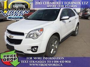 2013 Chevrolet Equinox Premier
