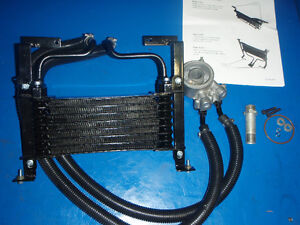 YAMAHA GRIZZLY 660 OIL COOLER KITS BETTER COOLING MORE OIL! NEW