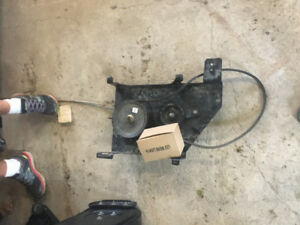 42inch 2 stage snowblower for ride on mower