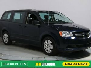 2016 Dodge GR Caravan Canada Value Package