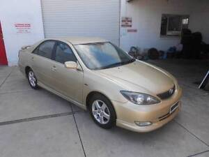 2003 Toyota Camry SPORTIVO AUTOMATIC WITH REGO Hendon Charles Sturt Area Preview