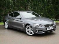 2014 BMW 4 Series 430d Luxury Coupe Coupe Diesel Automatic