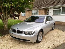 BMW 7 SERIES 760i V12 AUTO 4DR