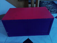 Wooden Toy Box /Bench