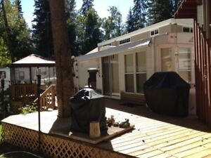 Park Model Home for Sale - Located in the Canyon Campground