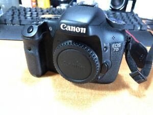 Canon 7D - Great Condition