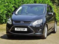 2015 Ford C-MAX 1.6 TITANIUM TDCI Manual MPV