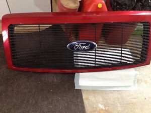 Grill Ford F 150 de 2009 a 2014 $ 175.00 NEGO