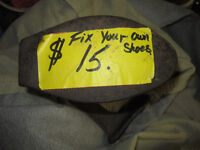 Cool Door Stopper or Fix your own shoes !   Rare Old Tool $15. .