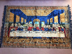 The Last Supper Tapestry or Rug