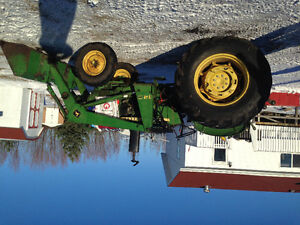 Acreage Package-Tractor/Baler