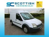 2007 FORD TRANSIT CONNECT LWB HIGH ROOF *NO VAT* GREAT CONDITION YEARS MOT combo