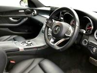 2017 Mercedes-Benz C-CLASS C 250 d AMG Line Estate Auto Estate Diesel Automatic