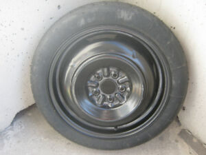 Toyota Corolla 2003 Spare (Emergency) and Summer Tires