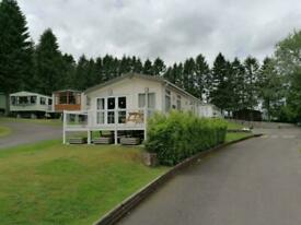 Pemberton Luxury Lodge for sale Co Durham Stanhope Weardale 5* park 12 months