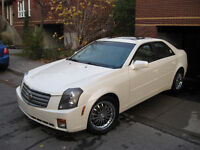 2003 Cadillac CTS  Berline de luxe a MONTREAL