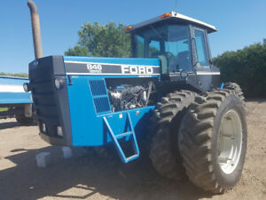 1993 Versatile 846 Designation 6 Four  wheel drive.