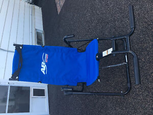 Ab sport exercise chair