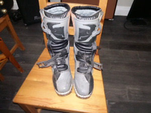 Mens motorcycle boots sz 7