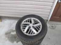 4 Studless Winter Tires 195x70xR14