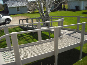 QRamp® Portable Modular Wheelchair Ramps