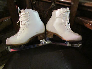Jackson Competitive Figure Skates.