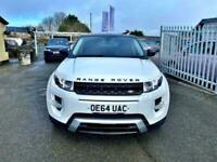 2015 Land Rover Range Rover Evoque SD4 DYNAMIC LUX Auto Estate Diesel Automatic