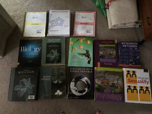 UVIC AND CAMOSUN TEXTBOOKS FOR SALE