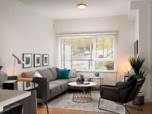 ** BRAND NEW Pet-Friendly 2-BR Apartment by RIVER DISTRICT **