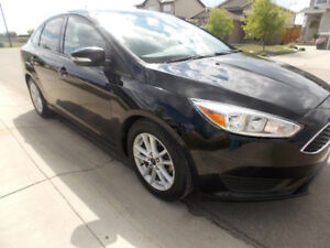 2016 ford focus SE /58000km only/Fuelflex