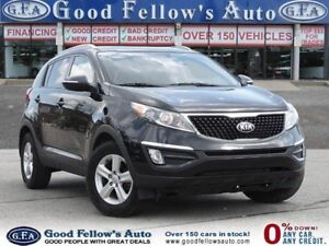 2015 Kia Sportage LX MODEL, 4CYL 2.4 LITER, HEATED SEATS