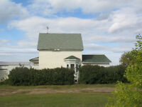 Acreage for sale near Duck Lake, Sask. with older house