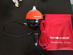Fish Hunter Directional 3D *Ice fishing flasher*