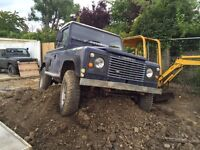 Land Rover 90 2.5 petrol 1984 very early