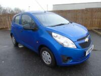 2011 Chevrolet Spark 1.0 + petrol 5 door full service low miles 53k