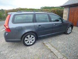 Large estate car Volvo v70 only 78000 miles