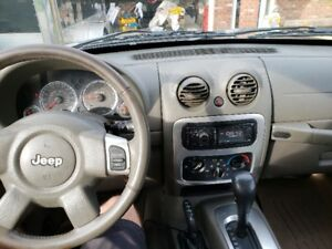 Jeep Liberty Stereo steering wheel audio controls and SirriusXM