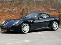 2008 Ferrari 599 GTB Fiorano F1 - Ceramic Brakes - Carbon Interior - Celebrity O