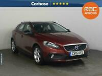 2015 Volvo V40 D2 Cross Country Lux 5dr Powershift HATCHBACK Diesel Automatic