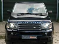 2007 LAND ROVER RANGE ROVER SPORT TDV6 SPORT HSE ESTATE DIESEL