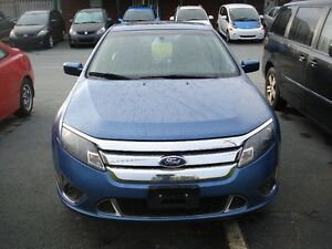 SOLD 2010 Ford Fusion SPORT AWD Sedan SOLD SOLD