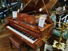 Perzina GP 186 grand piano bubinga wood polyester for sale